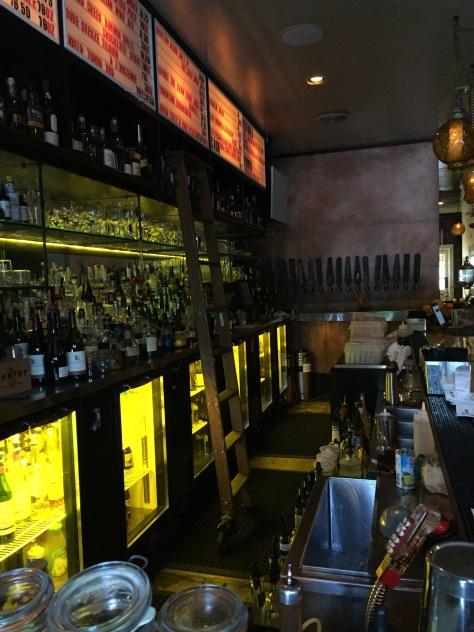 Leroy Lounge Pork And Barrel